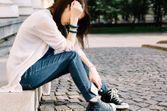 La corrélation entre dépression et poids chez les adolescents pourrait varier selon le genre