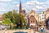 Canicule/pollution : circulation différenciée à Strasbourg jeudi