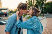 12% des étudiants pensent que le VIH peut se transmettre par un baiser