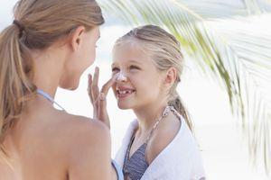 Cien Sun Spray, meilleure crème solaire pour enfants