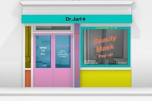 Dr Jart+ inaugure son tout premier pop-up store français au coeur de Paris