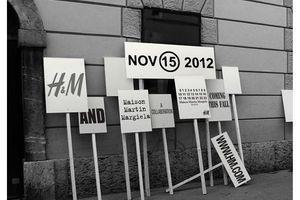 H&m s'associe à la Maison Martin Margiela