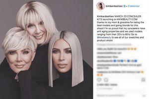 Kim Kardashian dévoile la date de sortie de son kit de correcteurs