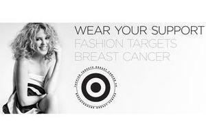 Kylie Minogue s'engage contre le cancer du sein