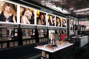 L'Oréal Paris ouvre sa première boutique dédiée au maquillage