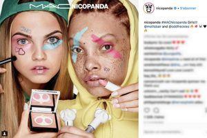 MAC recrute Nicopanda pour une nouvelle collaboration beauté
