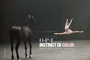 """OPI lance sa nouvelle campagne mondiale """"Instinct Of Color"""" (vidéo)"""