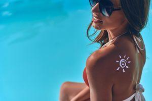 La protection solaire pendant les vacances