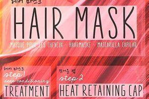 Rappel masque pour cheveux Oh K! Hair Mask