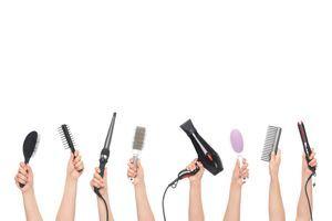 Recyclez vos fers à lisser et sèche-cheveux