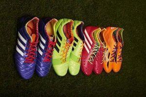 Adidas présente sa collection Samba