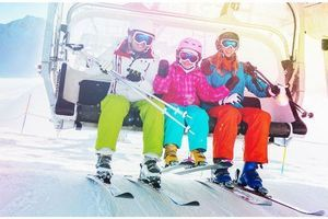 Avant le ski, les bons exercices pour se remettre en forme