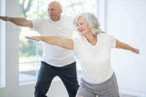 De plus en plus actifs, les seniors font plus de 4h de sport par semaine en moyenne