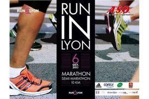 La course à toute épreuve à Lyon le 6 octobre