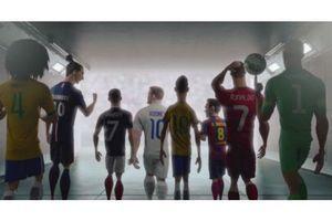 """Nike réunit les plus grandes stars du football dans """"The Last Game"""""""