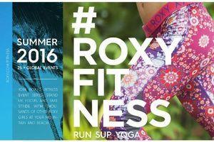 Participez au #ROXYFITNESS TOUR 2016 !