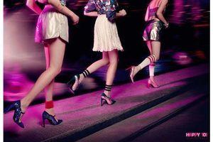 Save The Date : chaussez vos escarpins pour une course avec Sarenza !
