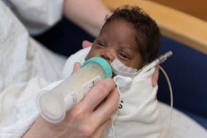 Le lait maternel favorise le développement cérébral des prématurés