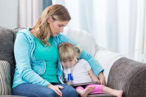 Asthme : 29% de risque en moins pour les enfants nés de mères supplémentées en oméga 3