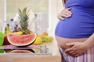 Bien manger pendant la grossesse réduit le risque de malformation cardiaque pour votre bébé
