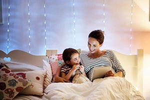 Des experts rappellent les bienfaits des routines pour le sommeil des enfants