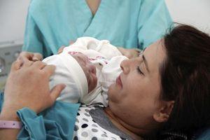 Bientôt un spray nasal pour diminuer les douleurs de l'accouchement ?
