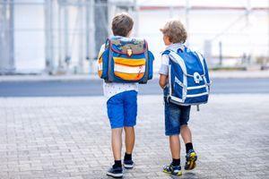 Cartable, sac à dos : les conseils de l'association des Ostéopathes de France pour protéger le dos