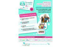 Dimanche, participez à la 3ème Marche des bébés