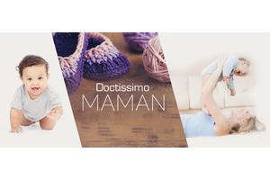 """Doctissimo lance la chaîne Youtube """"Doctissimo Maman"""""""