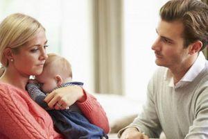 Donner naissance à un garçon pourrait augmenter le risque de baby blues
