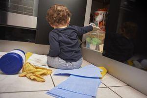 Parents, tenez les capsules de lessive hors de portée des enfants !