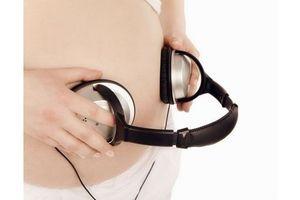 Grossesse : l'exposition au bruit aurait un impact sur l'audition du futur bébé