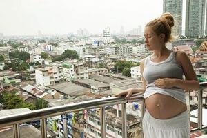 Grossesse : la pollution diminue le poids du bébé à la naissance