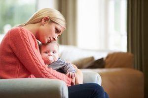 La dépression post-partum plus fréquente 4 ans après l'accouchement que dans l'année qui suit