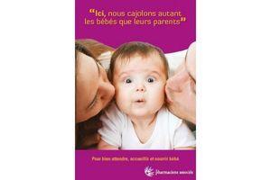 Les pharmaciens en campagne pour les futures mamans en avril