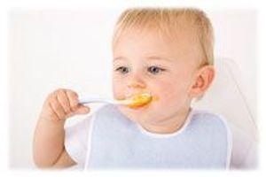 Les soupes, c'est bon pour bébé !