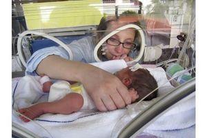 Néonatologie : 8 parents sur 10 font confiance au personnel soignant