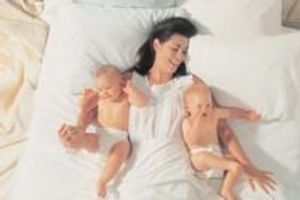 Pour perdre du poids après la grossesse, dormez !