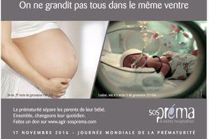 Journée mondiale de la prématurité : mieux prendre en charge les bébés et leurs familles
