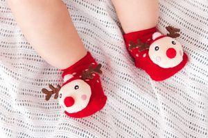 Des chaussettes pour bébé rappelées