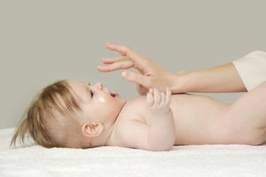 Rappel de crème hydratante Mixa bébé