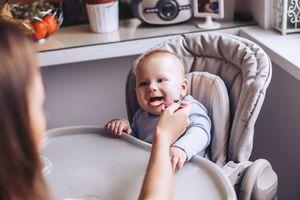 Rappel d'une chaise-haute et d'un trotteur pour bébé