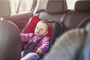 Sécurité routière : 2 enfants sur 3 ne sont pas correctement attachés en voiture
