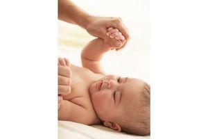 Soins de bébé : rappel de lots d'Eosine