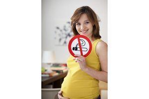 Une campagne pour aider les futures mamans à arrêter de fumer