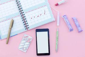 La variabilité des cycles menstruels pourrait affecter la fiabilité des applis de fertilité