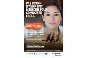 Ebola : l'Inserm recherche 300 volontaires pour tester un vaccin