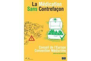 L'Europe se mobilise contre la contrefaçon de médicaments