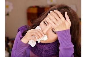 Les médicaments contre le rhume peu efficaces, voire même dangereux