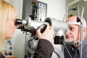 Mélanome de l'oeil : une première avancée